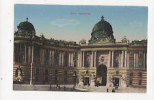 Wien Burgtor Austria Vintage Postcard 319a