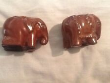 Partylite Thai Inspiration Elephant Tealight Pair P9173
