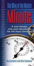 The Way of the Master Minute : A One-Minute, One Year Devotional bs4-311