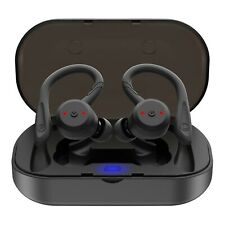 Noziroh Beats Auricolari Bluetooth Sport Cuffie Stereo Earbuds Riduzione Rumore
