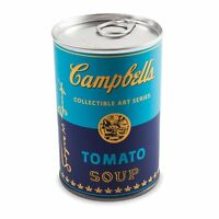 Kidrobot x Andy Warhol Campbell´s Soup Can Mini Series- one random blindbox