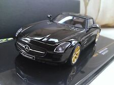 2011 Lorinser Mercedes SLS AMG RSK8 - Black - Diecast Model Car 1/43 IXO