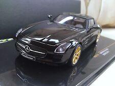 2011 Lorinser MERCEDES SLS AMG Rsk8 - Nero - pressofuso modello auto 1/43 Ixo
