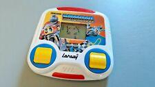 MotorCross electronic handheld LCD game by Lansay like Nintendo game & watch