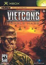 Vietcong: Purple Haze (Microsoft Xbox, 2004)     COMPLETE     FAST SHIPPING!!