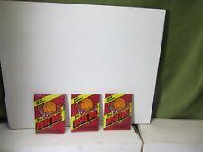 1981-82 Unopened Topps Basketball Wax Packs  Tree packs
