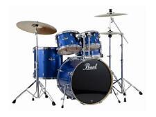 Pearl Drums batteria acustica EXX725FBR Export Electric Blue Sparkle