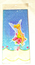 """DISNEY TINKERBELL~  1- PLASTIC TABLE COVER 54"""" X 102"""" PARTY SUPPLIES"""