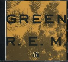 R.E.M. (Rem) - Green - Cd Album *New (Unsealed)* *Orange Crush, Pop Song*