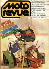 MOTO REVUE 2484 Equipements du motard / Accessoires Moto 1980