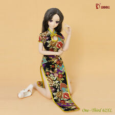 LDDOLL<Betty>62XL1/3 DOLL BJDDDSD Siliconebody Large Soft Breast +Eyes+Makeup