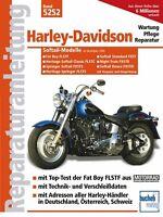 Harley Davidson Softail Reparaturanleitung Reparaturbuch Reparaturhandbuch Buch