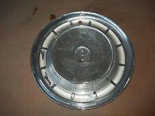 """1958 58 Edsel Corsair Ranger Hubcap Rim Wheel Cover Hub Cap 14"""" OEM USED"""