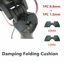 0.8+1.2mm RUBBER Vibration Damper Pad For XIAOMI MIJIA M365 Electric Scooter