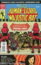The Pitiful Human Lizard #4 Comic Book 2016 - Chapterhouse