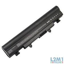 Batteria 6 celle AL14A32 5200mAh compatibile Acer Aspire Extensa Travelmate