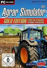 AGRAR SIMULATOR 2011 + ADDON BIOGAS = GOLD * BRANDNEU