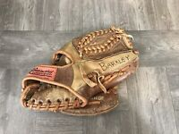 """Vintage Continental Leisure Sports Pro 10"""" RHT Right Hand Cowhide Baseball Glove"""