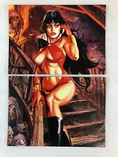 CHEAP PROMO CARD: Vampirella Series 2  PHILLY PUZZLES ONE SHIP FEE PER ORDER
