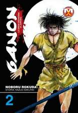 manga MAGIC PRESS GANON numero 2