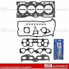 Graphite Cylinder Head Gasket Set For 02-06 Nissan Altima Sentra SER 2.5L QR25DE