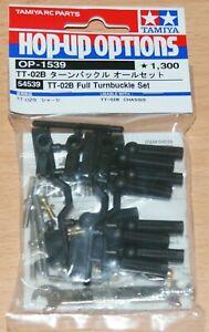 Tamiya 54539 TT-02B Full Turnbuckle Set (TT02B/Neo Scorcher/Dual Ridge)