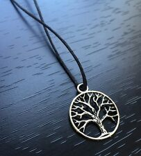 Draw Money In To Your Life Silver Tree Of Life Extreme Power Wicca Illuminati NR