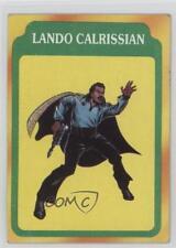 1980 Topps Star Wars: The Empire Strikes Back #279 Lando Calrissian Card 2f4