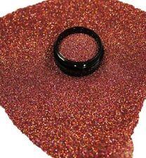 3ml Glitter 0,2mm, Silk Rose Hologramm, Puder in Acryl Dose, Nr. 801-035-a