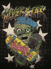 Silver Star Casting punk rock Skateboard retro Mike York T Shirt XL