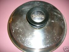 Holiday Stainless Steel Waterless Cookware Lid 8 5/16