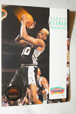 NBA CARD - Skybox Limited Edition - Dennis Rodman - San Antonio Spurs.