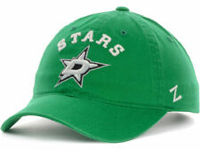 DALLAS STARS ZEPHYR NHL CENTERPIECE TEAM LOGO SLOUCH HOCKEY CAP/HAT