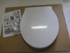 Designer WC Sitz mit slow-close, Serie Ove, Artikelnr.E70005-00 weiß NEU