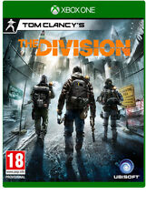 TOM CLANCY'S THE DIVISION XBOX ONE BRAND NEW FAST DELIVERY!