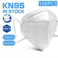 Lot10-100 Pack KN95 MEDICAL Face Mask Cover Protection Respirator Masks 5-Layer