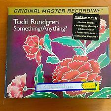 Something/Anything - Todd Rundgren (Feb-1994 Mobile Fidelity 24 gold Karat CD
