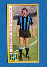 CALCIATORI PANINI 1969-70 - Figurina-Sticker - BONINSEGNA - INTER -Rec