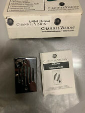 Channel Vision IU-0242 Chrome Intercom Unit