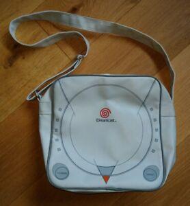 Sega Dreamcast Insert Coin Messenger Shoulder Bag Grey