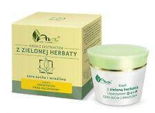 AVA Zielona Herbata krem do cery suchej/ Green Tea cream for dry skin