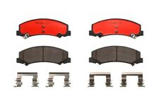 For Buick Cadillac DTS Chevy Impala Front Cermaic Soltted Brake Pads Set Brembo