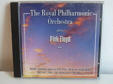 CD ALBUM The royal philharmonic orchestra plays PINK FLOYD 122086