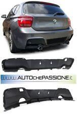 Estrattore paraurti sotto paraurti M per BMW Serie 1 F20/F21 2011> abs