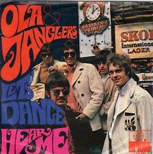 7inch OLA & JANGLERSlet's danceGERMAN VG++ (S1897)