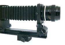 Nikon PB 6 bellows + micro Nikkor 55 3.5 in eccellenti condizioni vedi foto