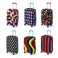 18-28 inch Durable Elastic Luggage Protector Dust Cover Suitcase Dustproof Case