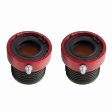 Motive Gear MG21102 Ten Factory Dana 30 44 Front Axle Tube Seals Red (Pair)
