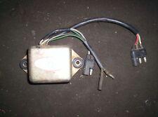 1979 CR125 Honda 79 CR 125 Elsinore ignition box CDI 10/28