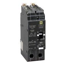 New Square D Edb24060 Circuit Breaker 2 Pole 60A 277V 480V 18kA Edb Series